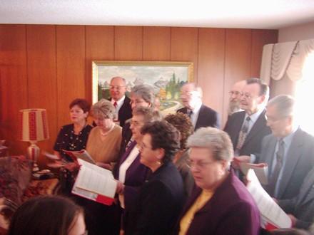 Choir 2005