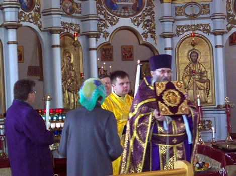Church Service March 16, 2003
