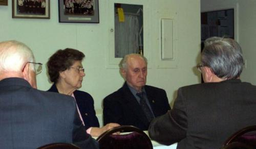 Club Trident Annual Meeting 2003
