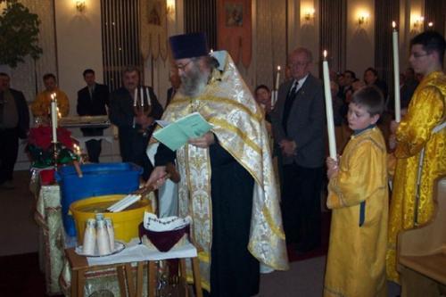 Feast of Jordan 2004