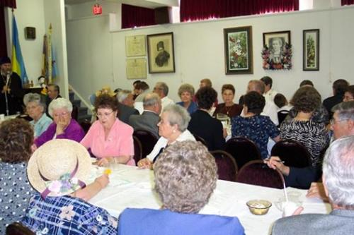 Fellowship Lunch June 29, 2003