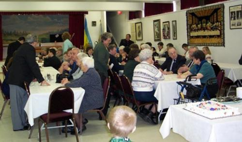 Fellowship Luncheon March 16, 2003