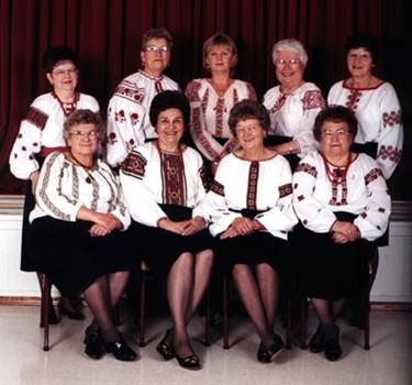 UWAC 1999 Anniv Committee