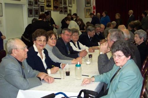 Quarterly Meeting and Fellowship Luncheon March 30, 2003