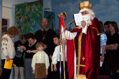 St. Nicholas Concert December 21, 2003