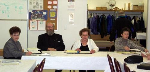 UWAC Monthly Meeting February 2003
